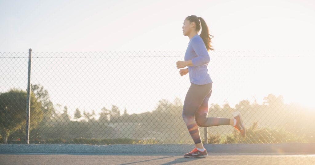 External factors affecting workout running